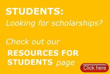 CyberWatch West recommends online resources for information on scholarships and internships for cybersecurity students