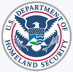Logo of the U.S. Department of Homeland Security