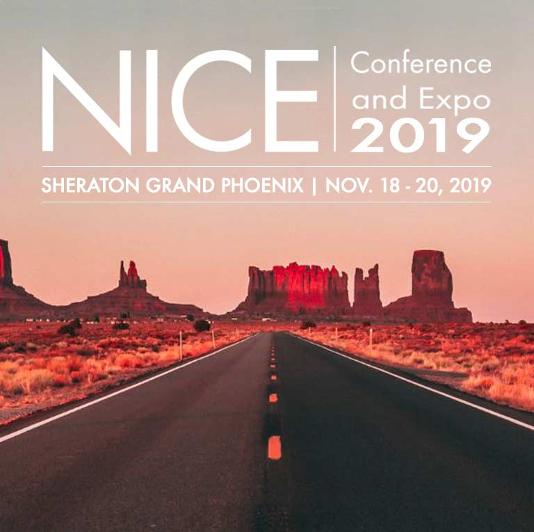NICE Conference image Arizona landscape